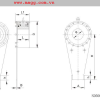 Cam ly hợp – Chống quay ngược ND60 – NJ85